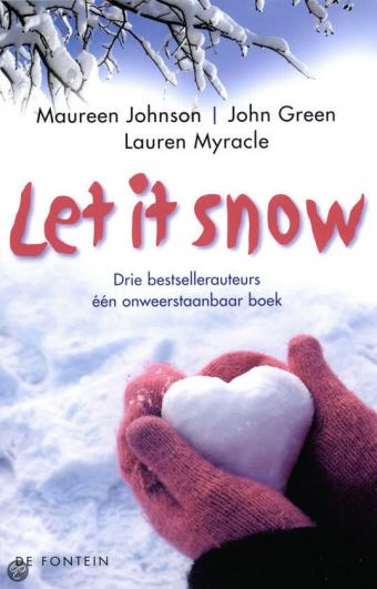 Cover van boek Let it snow
