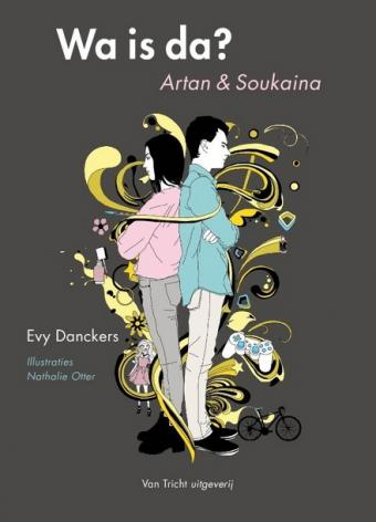 Cover van boek Wa is da? : Artan & Soukaina