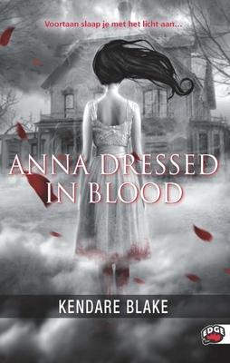 Cover van boek Anna dressed in blood