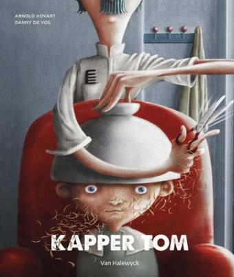 Cover van boek Kapper Tom