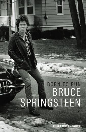Cover van boek Born to run