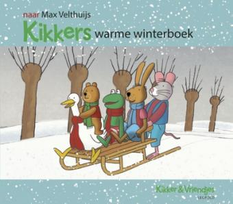 Cover van boek Kikkers warme winterboek