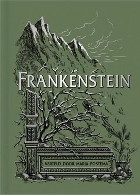 Cover van boek Mary Shelley's Frankenstein