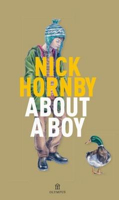 Cover van boek About a boy
