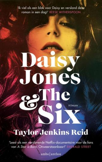Cover van boek Daisy Jones & The Six