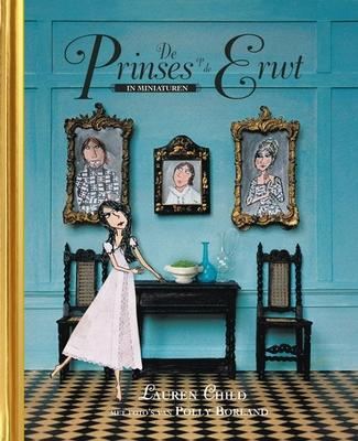 Cover van boek De prinses en de erwt: in miniaturen