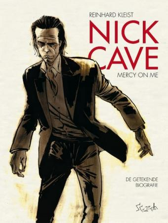 Cover van boek Nick Cave: mercy on me
